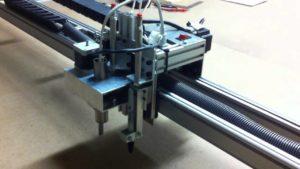 cnc fabric cutting